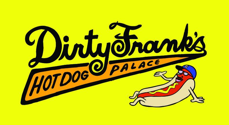 Dirty Franks Logo