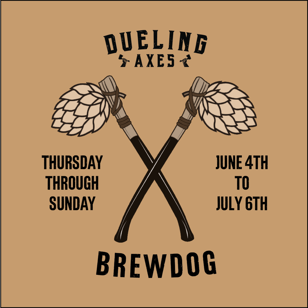 BrewDog and Dueling Axes